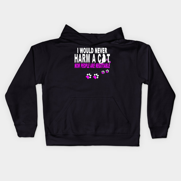 2661aa3cb Cat Shirt Cat T Shirt Sarcastic Graphic Tees Novelty Funny Kids Hoodie