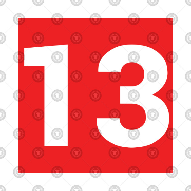 The Number 13