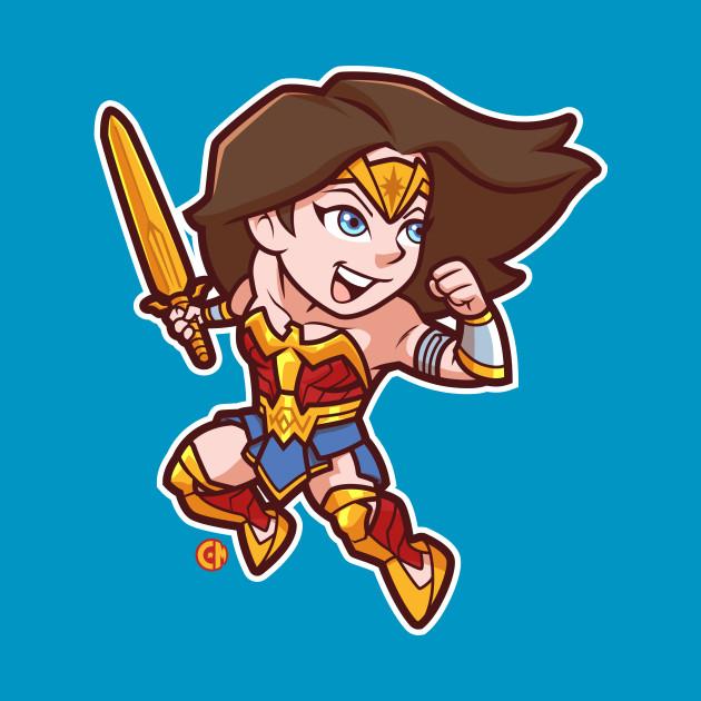 Little Warrior Princess