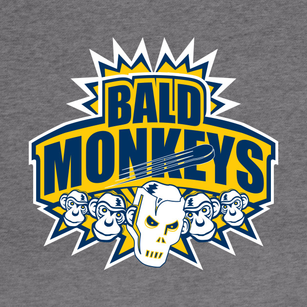 Bald Monkeys
