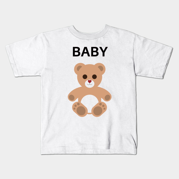 79228f33bf65 Baby Bear T-Shirt Design - Baby Bear - Kids T-Shirt | TeePublic