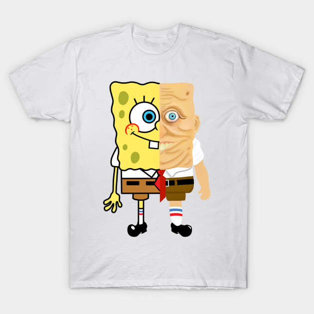 spongebob t shirt