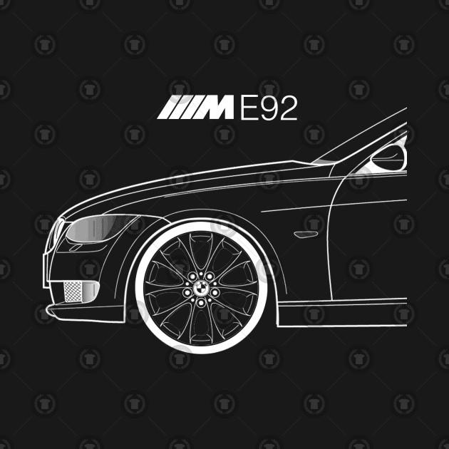 E90 E92 M3 T-Shirt