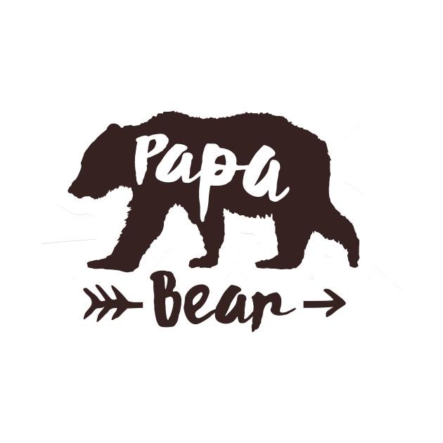 papa bear family matching shirts pregnancy new baby fatherhood