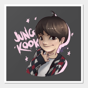 Jeon Jungkook Posters And Art Prints