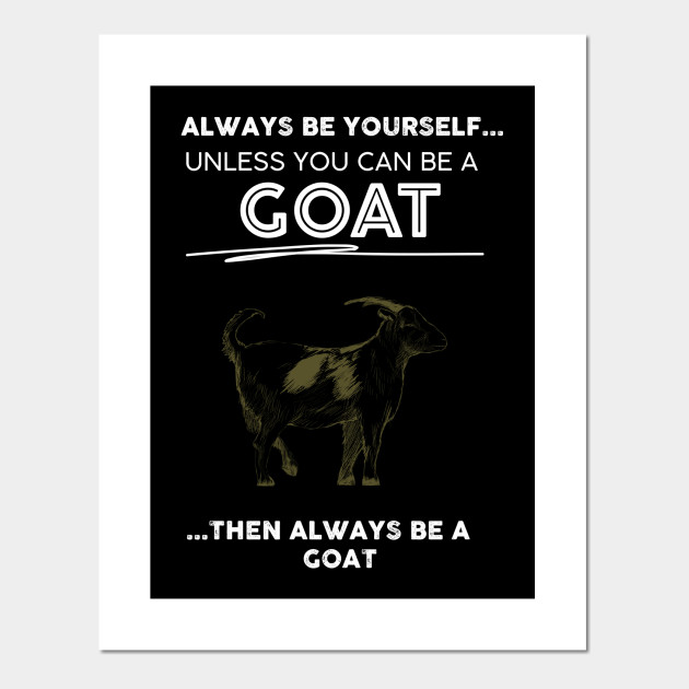 Cute Goat Love Quote Gifts - Goat