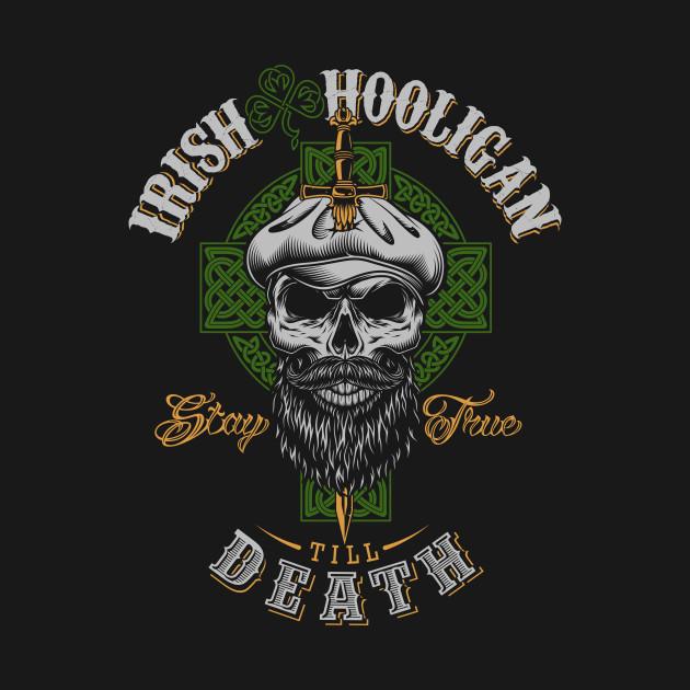 Irish Hooligan St Patricks Celtic