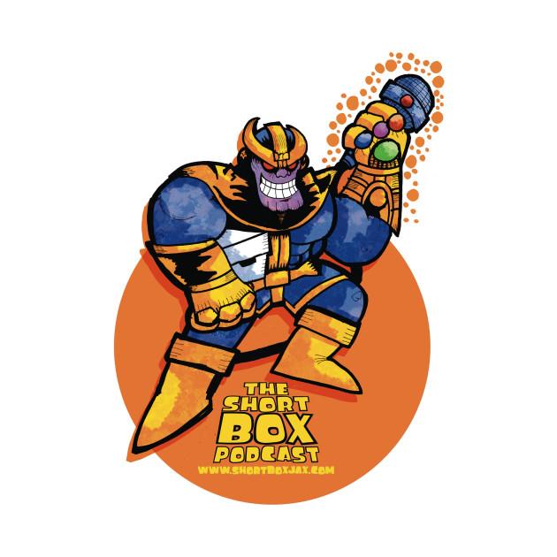 The Shortbox Podcast: Thanos Edition