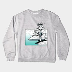 a7e2e662 Jet Pilot Crewneck Sweatshirts | TeePublic