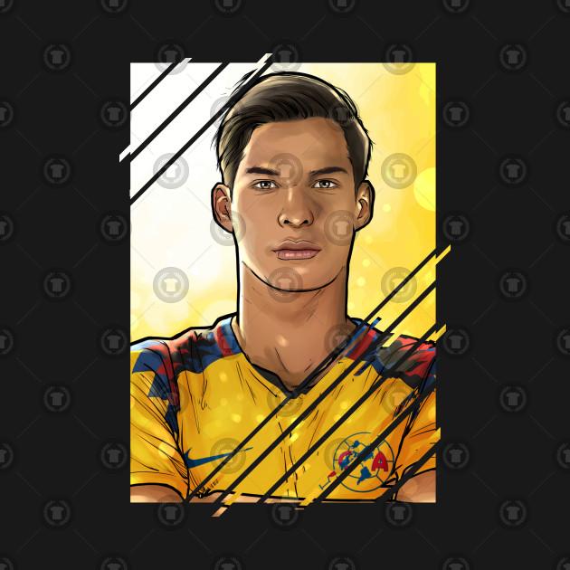 691ea0edf Diego Lainez America - Football - Hoodie