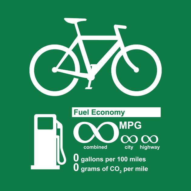 Funny Bicycle Infinity MPG