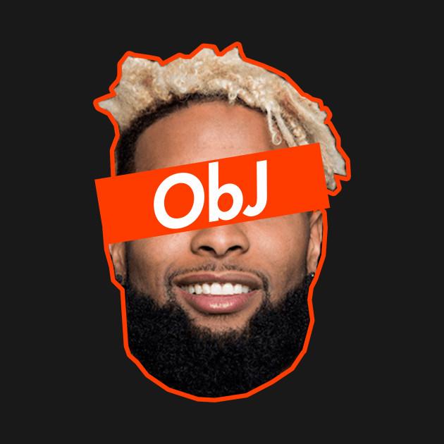 Odell Beckham Jr 'OBJ' - Cleveland Browns