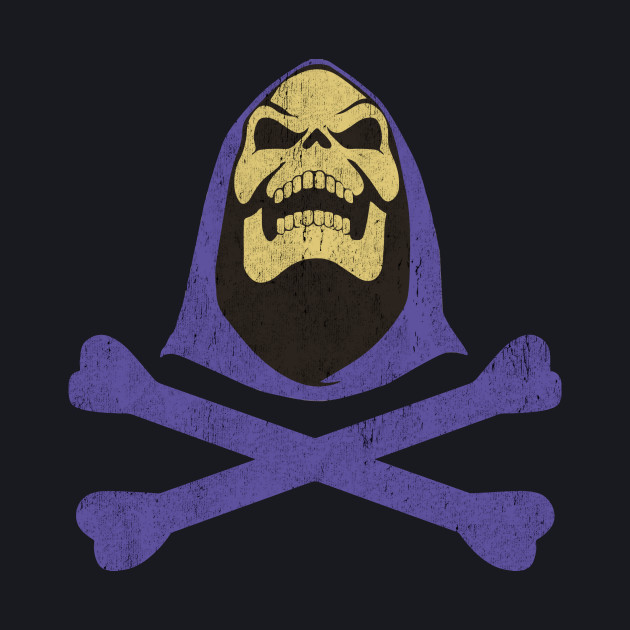 Skeletor & Crossbones