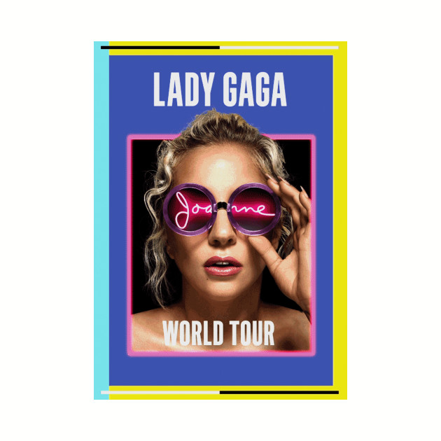 LADY GAGA JOANNE TOUR 2017
