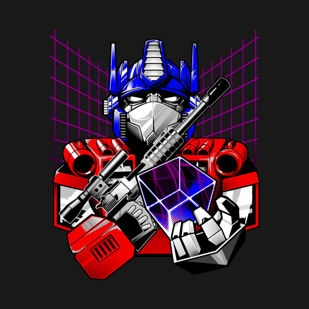 Optimus Energon T-Shirt