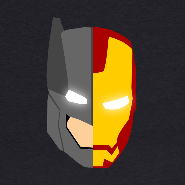 Batman v Iron Man