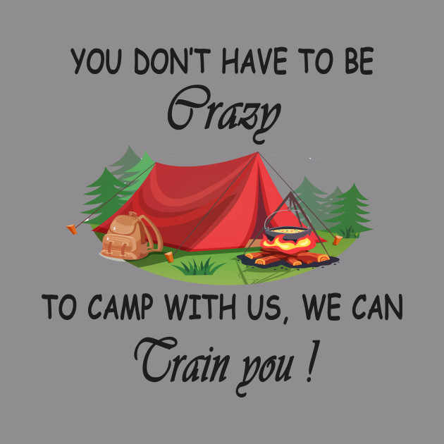 CAMP WITH US