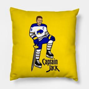 Captain Jack Eichel Pillow 65cd8a9af