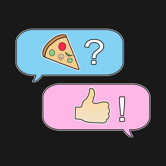PIZZA? PLEAS!
