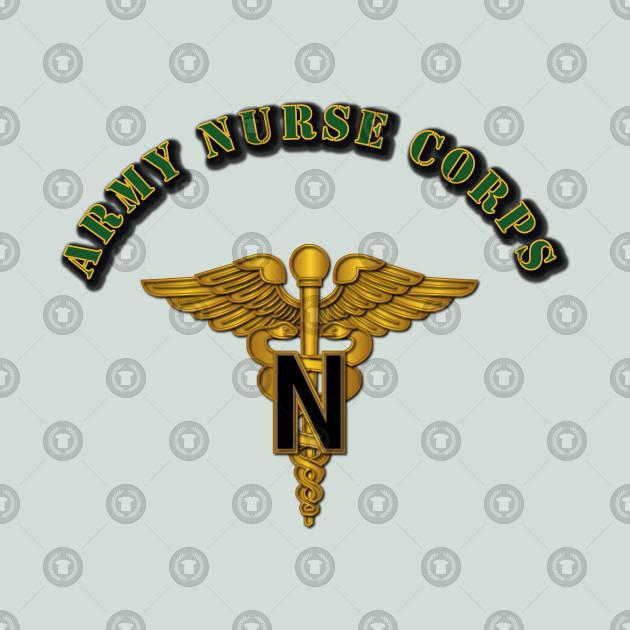 Army - Branch - Nurse Corps by twix123844