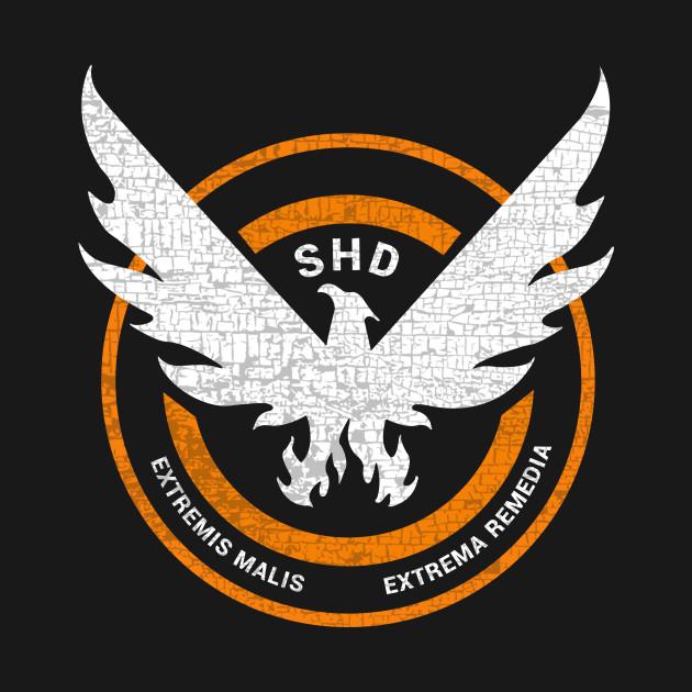 The Division SHD Grunge Logo 3
