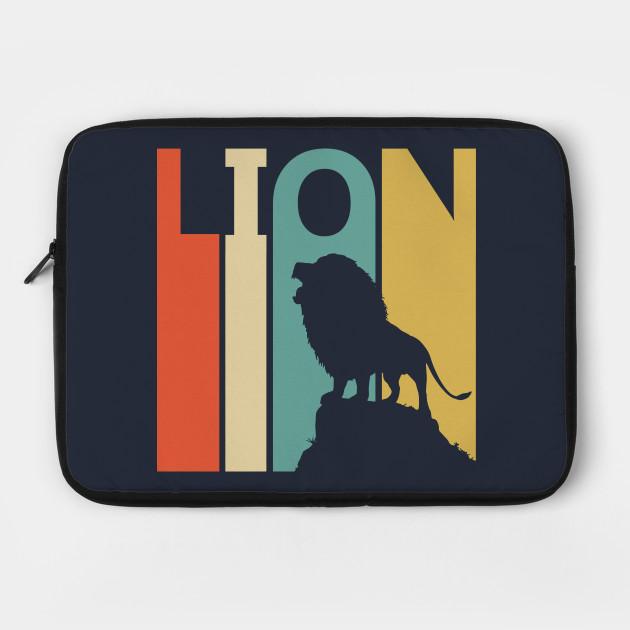 Vintage Retro Wild Lion Gift