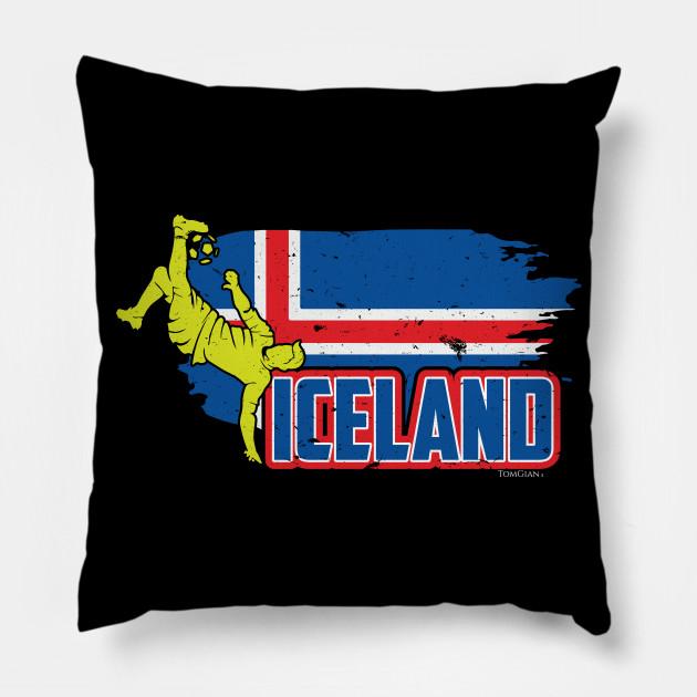 Football Worldcup Iceland Icelanders Soccer Team Footballer Rugby Gift