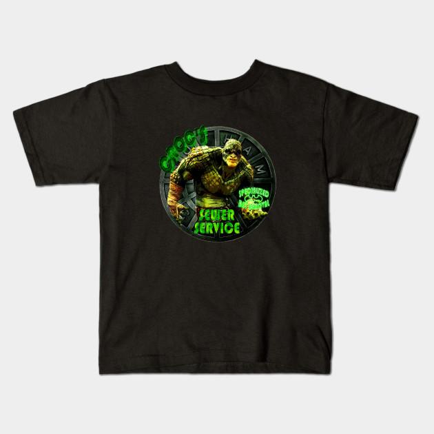 3c51c67c0 crocs - Batman - Kids T-Shirt