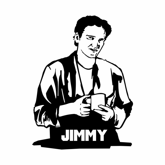 Jimmy's Coffee Pulp Fiction