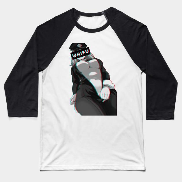 Camie Waifu My Hero Academia Anime Baseball T Shirt Teepublic