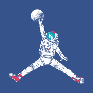 Space Dunk t-shirts