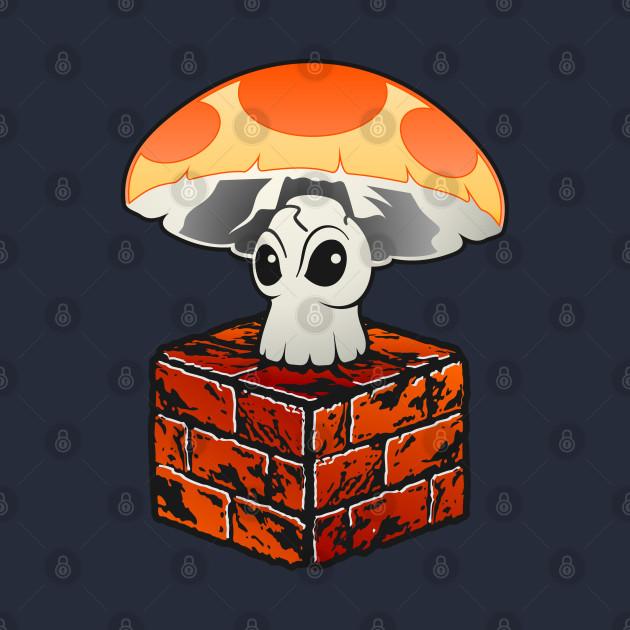 Classic Super Mushroom