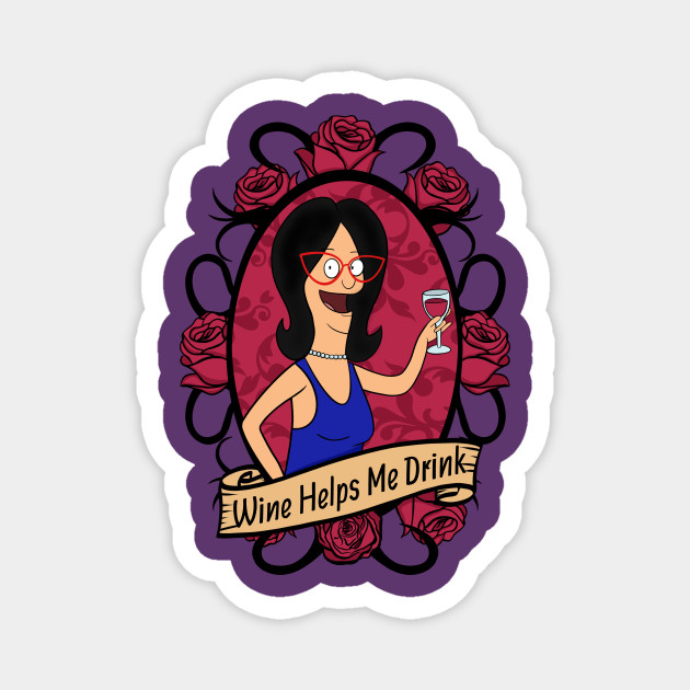 Linda and Wine