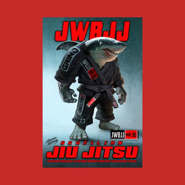 JW Brazilian Jiu-Jitsu Shark