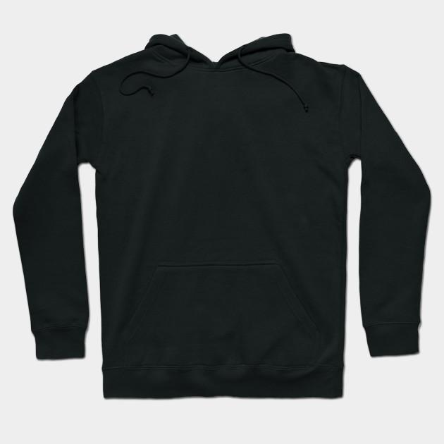 Blank Hoodie - Black - Hoodie  51f8c7672d79