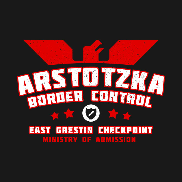 Papers Please - Border Control