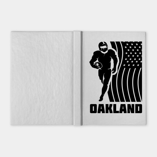 NFL Oakland Raiders Football Team Color