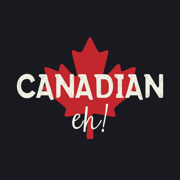 Canadian, Eh!