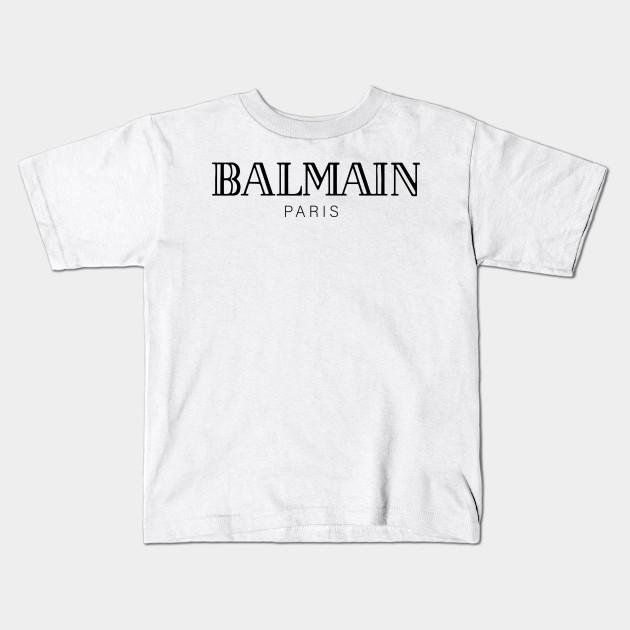 f7258b4b9 balmain- Balmain - Kids T-Shirt   TeePublic