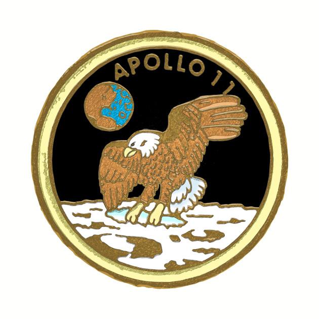 X-Files Apollo 11