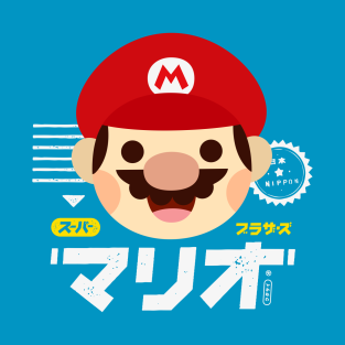 MARIO KAWAII t-shirts