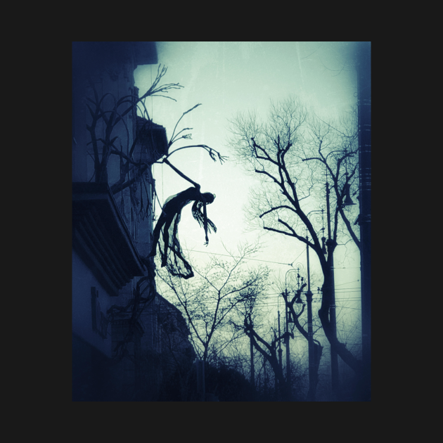 Your Haunted Life Too hanging man
