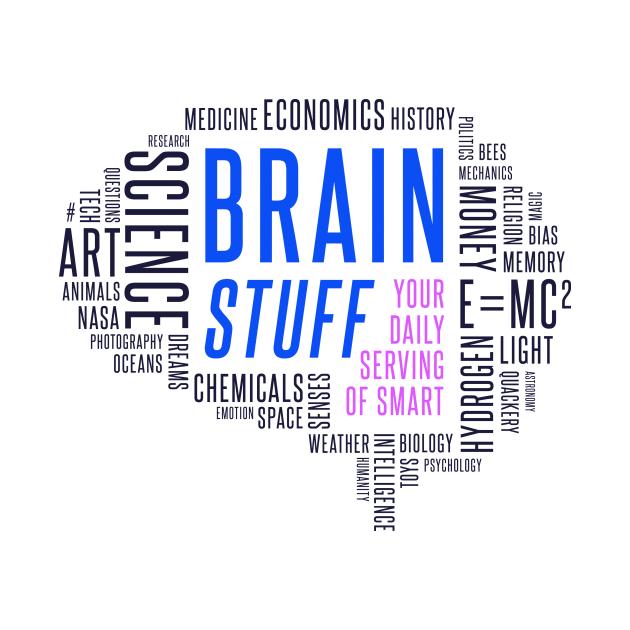 Brain Stuff Calligram v2