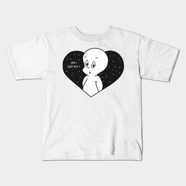 366a98c08 Casper Can I Keep You? - Casper The Friendly Ghost - Kids T-Shirt ...
