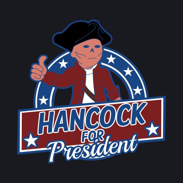 Hancock for President