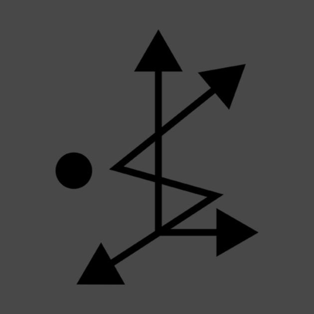 Linking Sigil Dkmu Chaos Magick T Shirt Teepublic