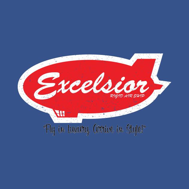 Excelsior Rigid Air Ship