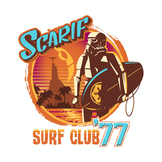 Surfin Trooper 77