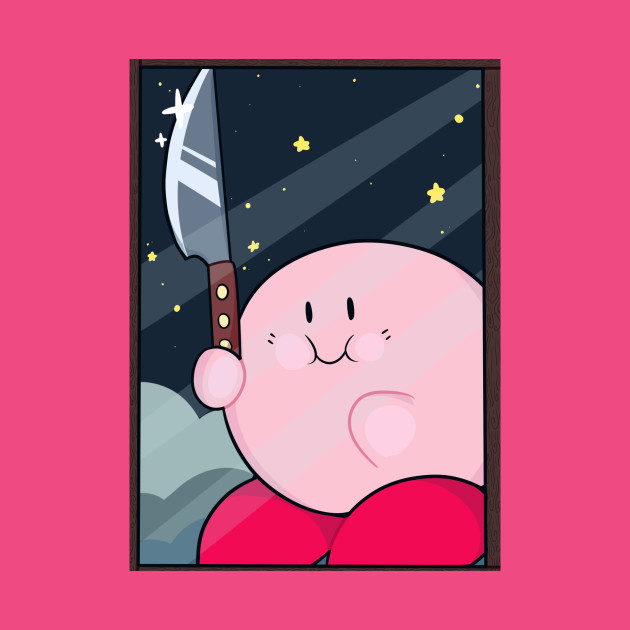 Kirby - Knife