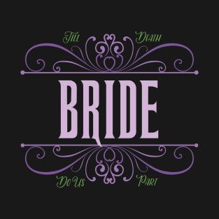 Haunted Bride Honeymoon for Couples
